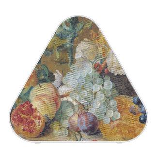 Flowers and Fruit Bluetooth Speaker