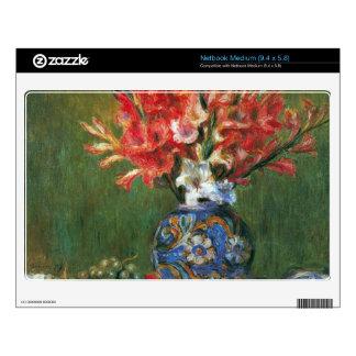 Flowers and Fruit by Pierre Renoir Netbook Skins