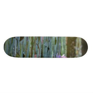 Flowers and Lilypads mf Skateboard
