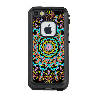 Flowers and Pottery Color Wheel LifeProof FRĒ iPhone SE/5/5s Case