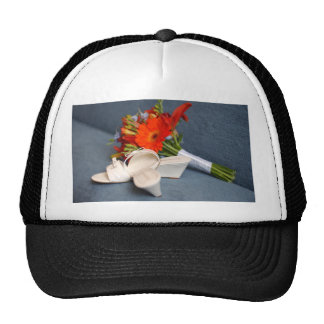 Flowers and Shoes Trucker Hat