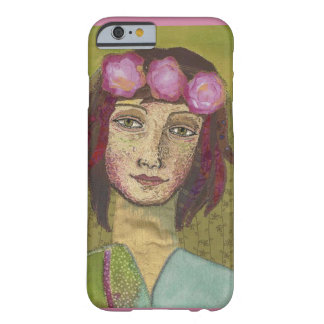 Flowers and Stitches Phone Case