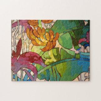 'Flowers' - Arman Manookian Jigsaw Puzzle