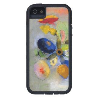 """Flowers"" Artist Odilon Redon iPhone SE/5/5s Case"