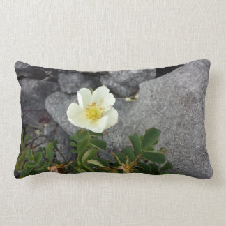 Flowers at the Burren, Co. Clare, Ireland Pillow