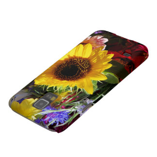 Flowers at the farmers market samsung galaxy nexus cases
