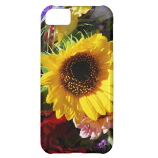 Flowers at the farmers market cover for iPhone 5C