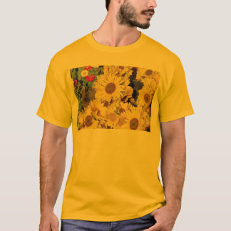 Flowers at the farmers market T-Shirt