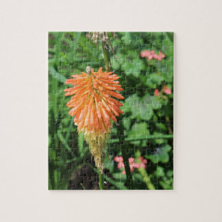 Flowers at The Sky Garden, London Jigsaw Puzzle