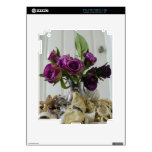 Flowers at your Door ! Skins For iPad 2