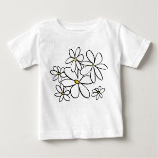 Flowers Baby T-Shirt