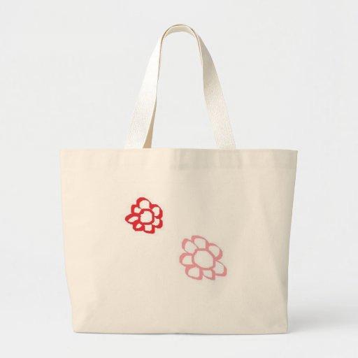 FLOWERS, BAG LADY