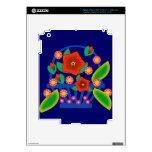 Flowers Basket iPad 3 Decal
