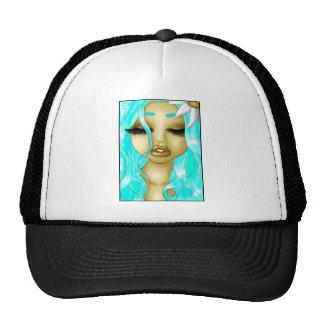 Flowers & Beauty Trucker Hat