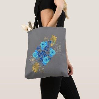 flowers best tote bags