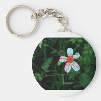 Flowers Bleed Too by C.S Keychain