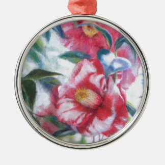 Flowers Blooming Christmas Tree Ornaments