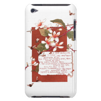 Flowers Blossoms Bermuda Island Floral Poem Barely There iPod Cover