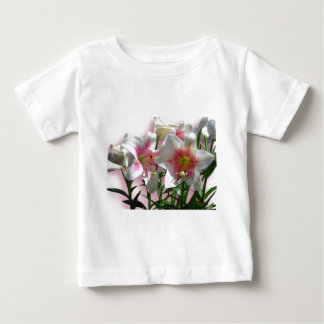 Flowers Blossoms Spring Garden Love Shower Party Baby T-Shirt