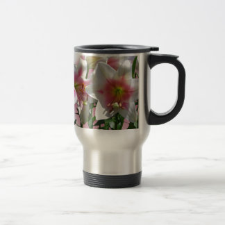 Flowers Blossoms Spring Garden Love Shower Party 15 Oz Stainless Steel Travel Mug