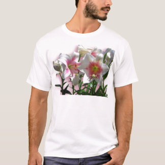 Flowers Blossoms Spring Garden Love Shower Party T-Shirt