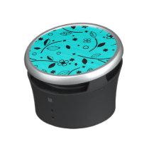 Flowers Bluetooth Speaker