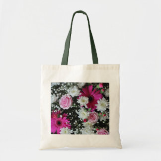 Flowers Budget Tote Bag