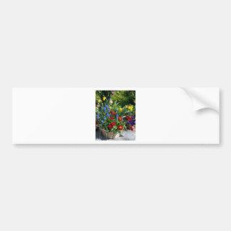 Flowers Bumper Sticker