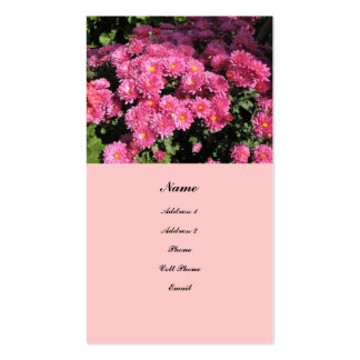 Flowers Business Cards