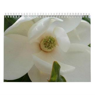 Flowers by Carol Calkins Calendar