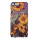 Flowers by Claude Monet iPhone 6 case iPhone 6 Case