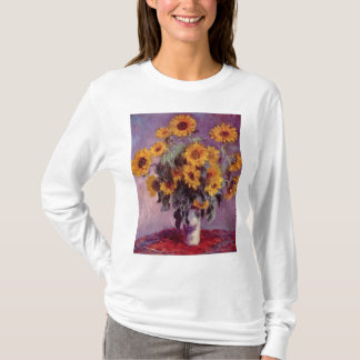 Flowers by Claude Monet Shirt