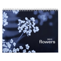 flowers calendars