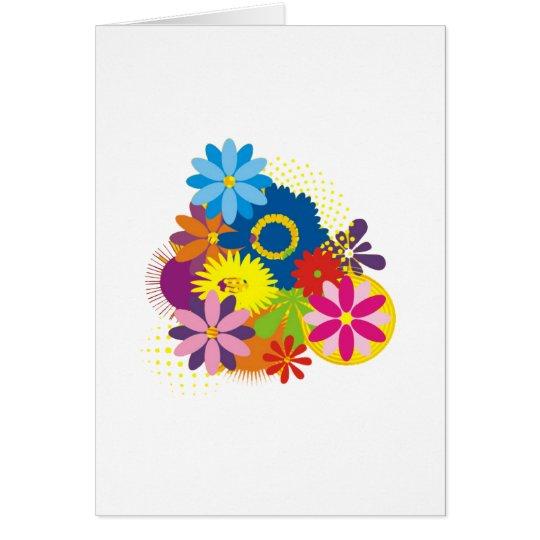 Flowers Card