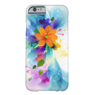 Flowers Barely There iPhone 6 Case