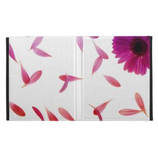 Flowers iPad Folio Covers