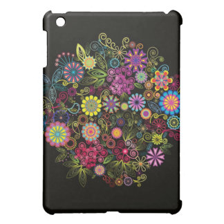 FLOWERS CASE FOR THE iPad MINI