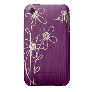 Flowers Case-Mate iPhone 3 Case