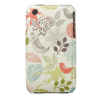 Flowers Case-Mate iPhone 3 Cases