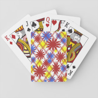 Flowers Classic Playing Cards