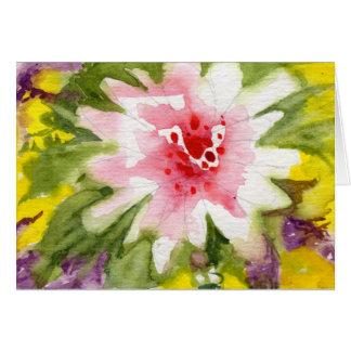 Flowers CMXXXII Card