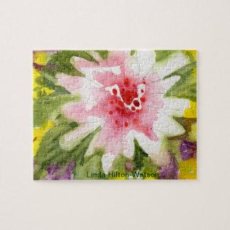 Flowers CMXXXII Puzzle