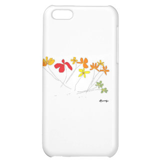 """""""FLOWERS"""" Collection iPhone 5C Cover"""