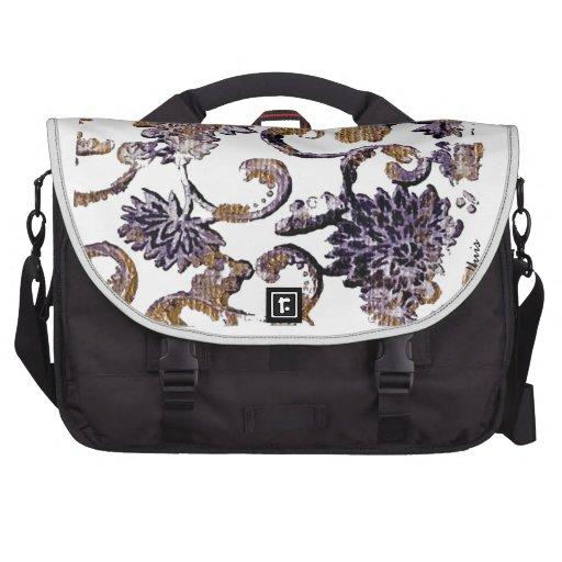 Flowers Computer Bag