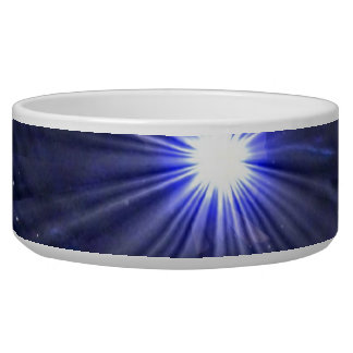 Flowers constellation dog Bowl