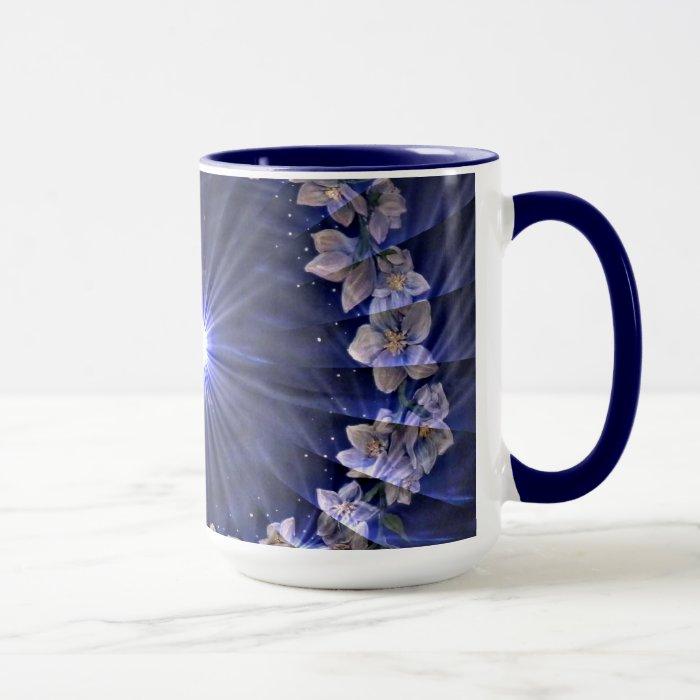 Flowers constellation Mug