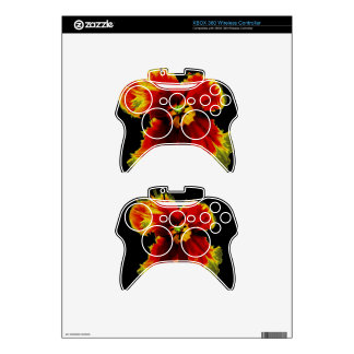 Flowers, Custom XBOX 360 Wireless Controller Skin Xbox 360 Controller Skins