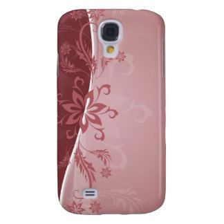 Flowers decoration galaxy s4 case