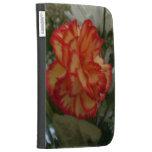 Flowers Design Kindle Case