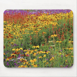 Flowers Display at International Peace Gardens Mouse Pad